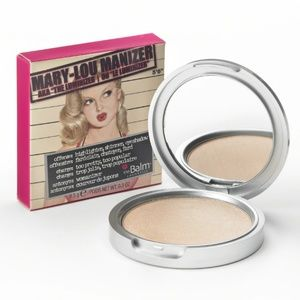 TheBalm Mary-Lou Manizer Highlighter and Shadow